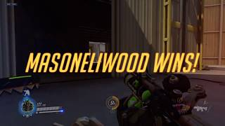 FFA Deathmatch Junkrat Win on Hollywood (7 kill lead comeback)