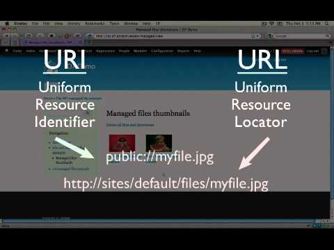 What is a URL?