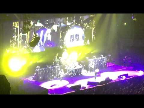 "Black Sabbath ""Tomorrow's Dream"" (1/20/16) Century Link Center, Omaha, NE"