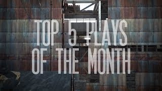Alliance of Valiant Arms - Monthly Event - Top 5 Plays of the Month - Episode 1
