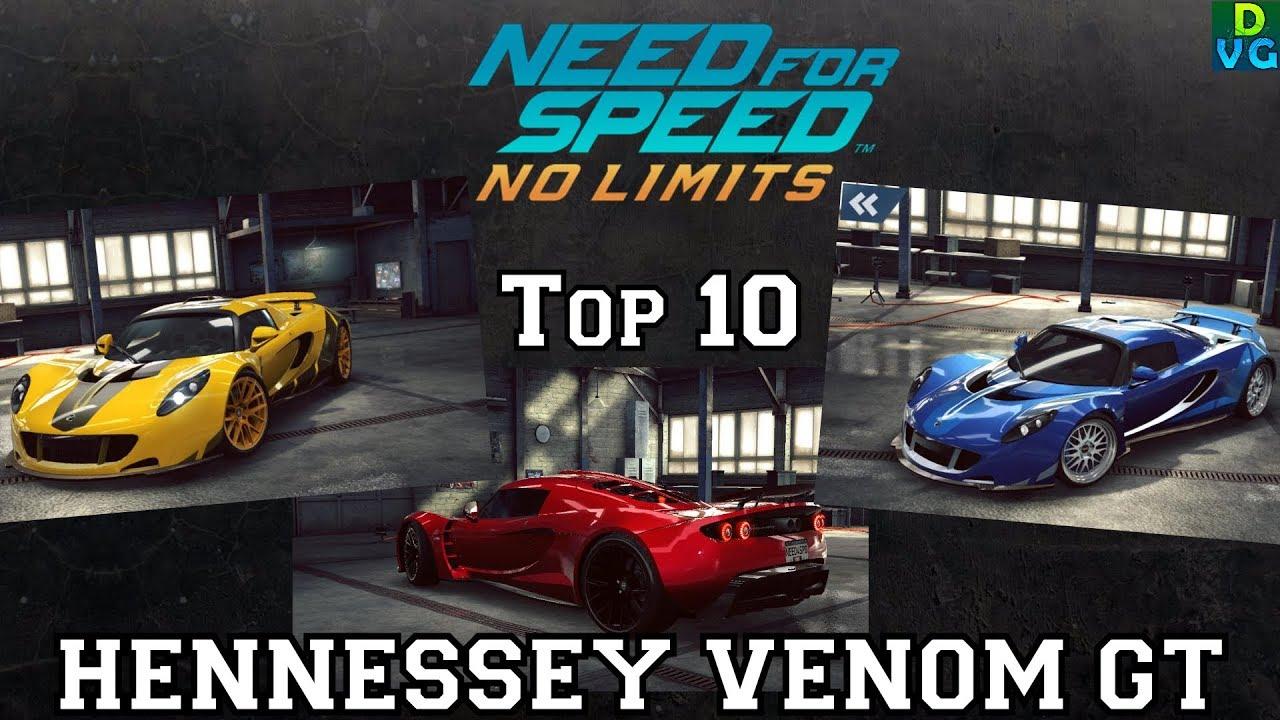 Top 15 - Hennessey Venom GT (January 2018