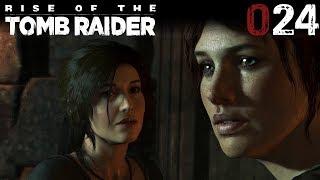 Rise of the Tomb Raider 024 | Späte Einsicht | Let's Play Gameplay Deutsch thumbnail