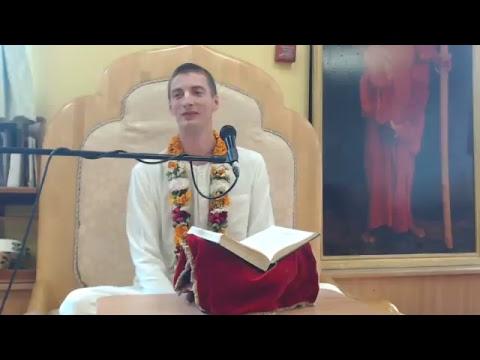 Шримад Бхагаватам 4.17.22 - Кунджамали прабху