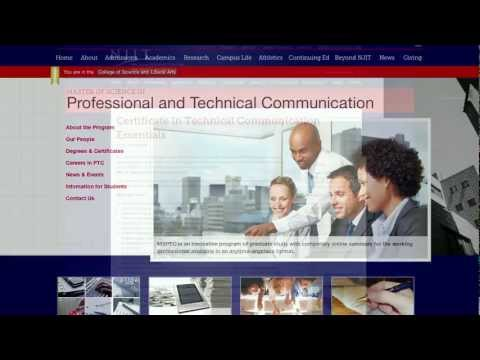 What Is Professional And Technical Communication?