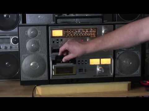 TELEFUNKEN HIFI STUDIO 1M SLA Battery Boombox