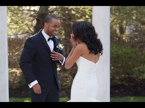 EMOTIONAL WEDDING DAY VIDEO | Yohanna + Dominick | THE DUNSTONS