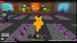 Trollling people on roblox(five nights at freddys)