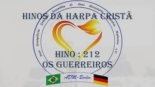 Hinos da Harpa - 111 e 212