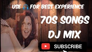 Old songs Mushup 70s Hits DJ mix- jiska mujhe tha intezaar