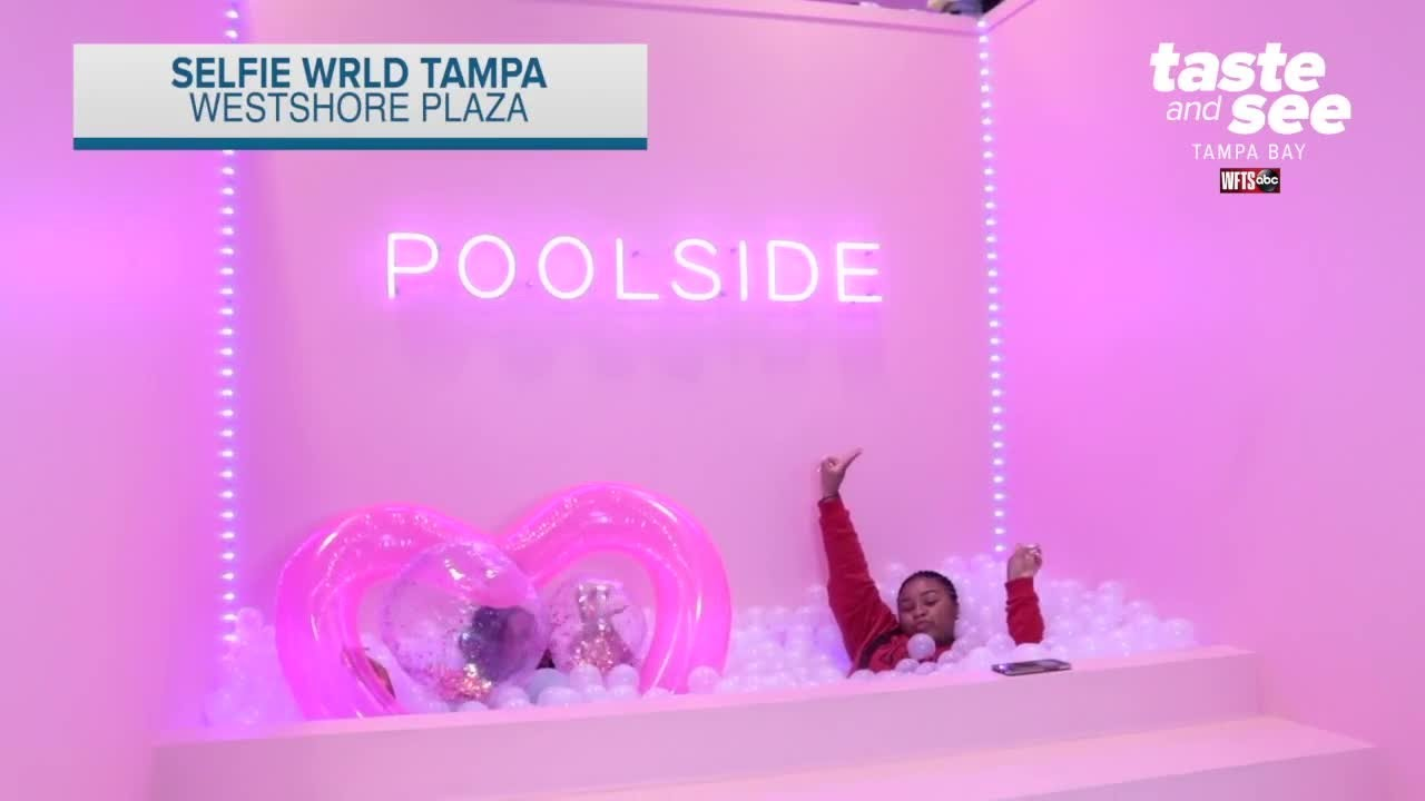 This selfie studio in Tampa is perfect for Instagram photos   Taste and See Tampa Bay - YouTube