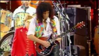 Bohemian Rhapsody (Live) (HD) - Axl Rose / Elton John / Queen
