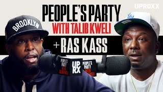 """YouTube動画:Talib Kweli And Ras Kass Talk Nature Of A Threat, Dr. Dre, Jail Time, Royce da 5'9"""" 