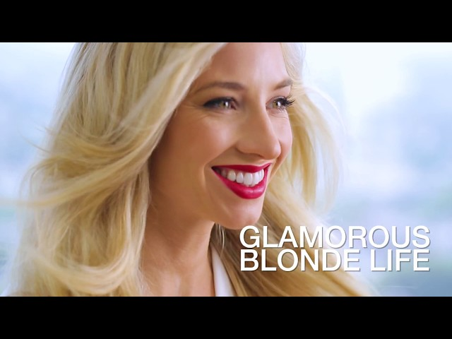 Glam Champagne Blonde Technique (with Joico Blonde Life)