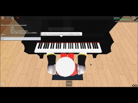 Roblox Piano Demons Related Keywords & Suggestions - Roblox Piano