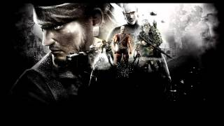 Metal Gear Solid 3 [Snake Eater] - Complete Soundtrack - 206 - Fortress Sneaking