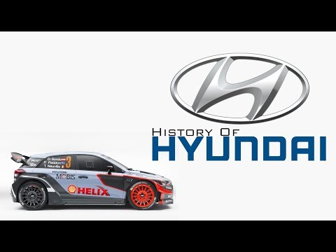 History Of Hyundai