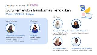 Guru Pemangkin Transformasi Digital