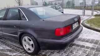 audi a8 d2 1997 4 2 sound custom exhaust sold
