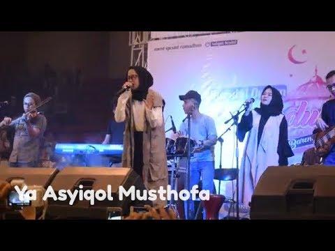 Ya Asyiqol Musthofa - Nissa Sabyan Gambus | Live in GOR Bahurekso Kendal
