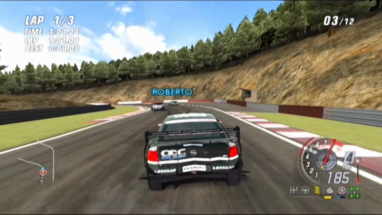 toca race driver 3 xbox classic gameplay pt br hd youtube. Black Bedroom Furniture Sets. Home Design Ideas