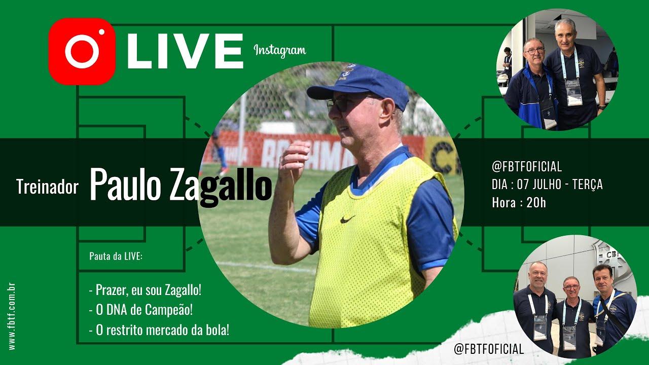 Paulo Zagallo x FBTF LIVE