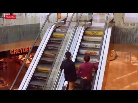 Global Steps Escalator Advertising