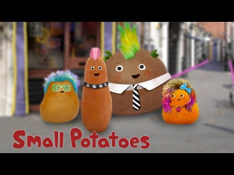 Small Potatoes - I Just Want To Be Me