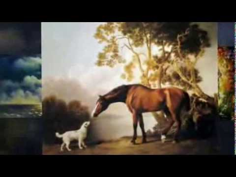 Famous Paintings - Bring Artistic Expression Into Your Lives
