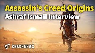 لعبة  Assassin's Creed Origins.. قصة مصر الفرعونية يرويها مبرمج مصري طموح وصل للعالمية