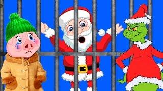 ✔Мультик на Русском Пепа  кто Украл Новый год... 2 серия. Свинка мультик на Русском
