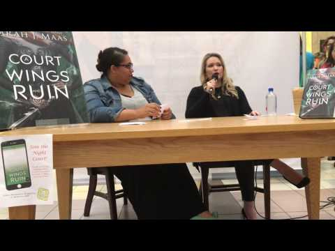 Author Sarah J Maas Discusses What Comes Next for the ACOTAR Series Spinoff Books