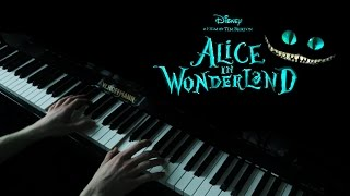 alice 39 s theme piano cover