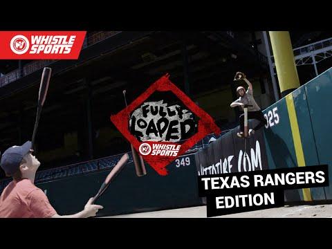 Dude Perfect, Xpogo, Jugglin Josh - Texas Rangers ALL-ACCESS | Fully Loaded