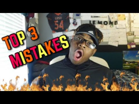 3 BIGGEST Mistakes Freshmen Make In College