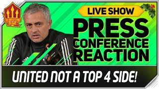 MOURINHO Press Conference Reaction! Manchester United vs Fulham | Man Utd News