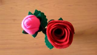 Ingin menghias ruangan dengan bunga mawar yang indah. kini saatnya membuatnya sendiri yaitu hiasan kuncup. dan video ini menjelaskan tentang cara...