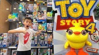 TOY STORY 4 MOVIE || TOY STORY 4 TOYS TOY HUNT!