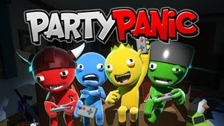 УГАРНЕЕ ЧЕМ GANG BEASTS - Party Panic