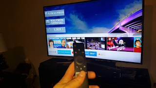 Samsung Curved TV MU6500 Setup And Review