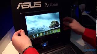 MWC  Asus PadFone Hands On