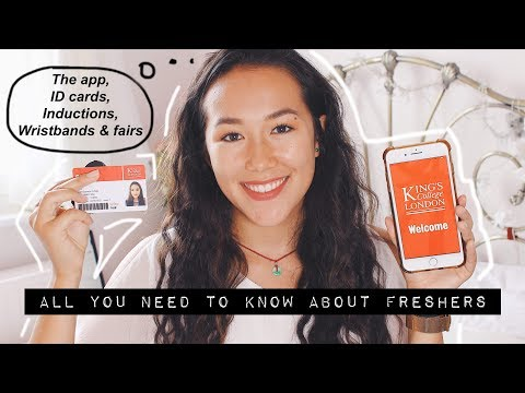 Welcome To King's College London || Survival Guide To Freshers