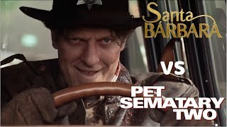 Санта Барбара vs Кладбище Домашних Животных 2