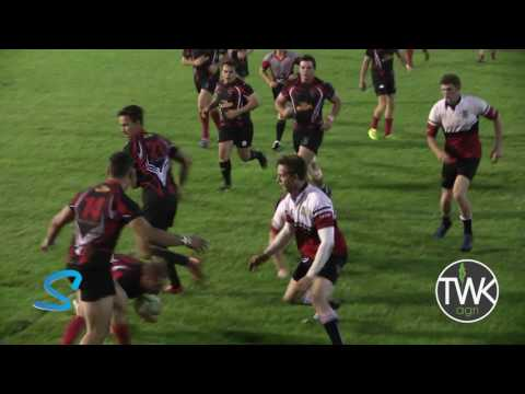Club Rugby Action - 1st Newcastle vs Standerton 04-03-17
