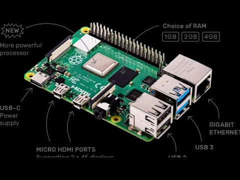 Raspberry Pi 4 Announced - Mine Is In The Post