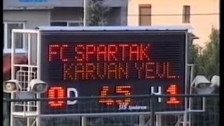 Azərbaycan klublarının UEFA Kubokunda ilk zəfəri: Karvanın slovakiyanın Spartakı üzərində  qələbəsi