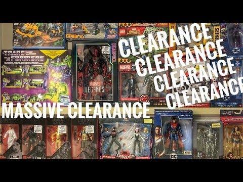 b1cc5373b4a55 EP84- Huge Massive Largest Biggest Clearance Bargain Discount Toy Hunt  Marvel Legends Lego - YouTube
