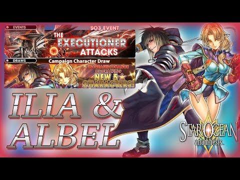 Albel & Ilia Join! - Star Ocean: Anamnesis