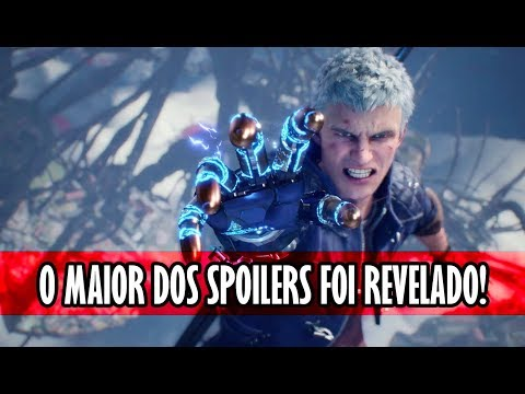 Análise do Trailer final (SPOILERS) | Devil May Cry 5 thumbnail