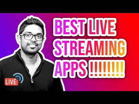 5 Best Live Streaming Apps In 2021 📺🎬😍  #LiveStreaming #Apps
