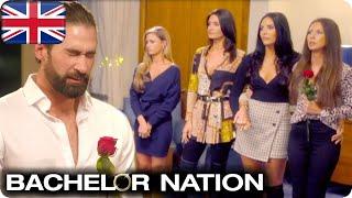 Alex Picks His Final Three Girls   The Bachelor UK